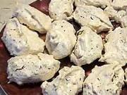 Makrónky - recept na kokosovo-mandlove koláčky