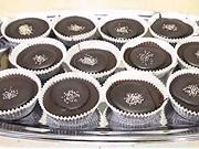 Šuhajdy - recept na orechovo - čokoládové košíčky - suhajdy