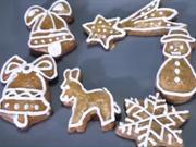 Vianočné medovníky - recept na vianočné perníčky
