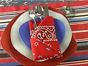 AKo poskladať obrúsok na stolovanie - SKladanie obrúskov