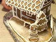 Perníková chalúpka - ako si vytvoriť vianočnú perníkovú chalúpku