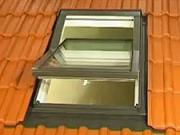 Montáž strešného okna PTP - ako namontovať strešné okno Fakro - PTP