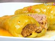 Plnená paprika - recept na plnené papriky