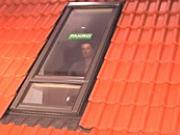 Montáž strešného okna  - ako namontovať strešné okno Fakro  FDY-V