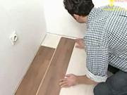 Ako sa kladie plavajúca podlaha - pokladka a montáž plávajucej podlahy