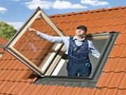 Jak namontovat střešní okno Fakro - typ FWL/FWP