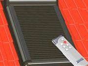 Ako namontovať solárnu roletu na strešné okno Fakro
