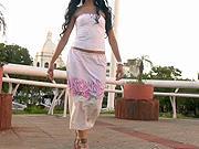 Sukňa z obliečky - Ako vyrobiť sukňu z obliečky na podhlavník