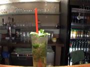 Drink Mojito - recept na miešaný nápoj