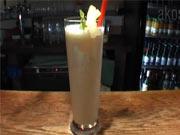 Drink Piňa Colada - recept na miešaný nápoj