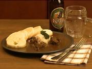 Hovädzí  guláš - recept na Popovický hovädzí guláš
