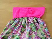 Kvetované šaty - ako si ušiť letné kvetované šaty