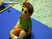 Ako vyrobiť postavičku z marcipánu