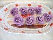 Marcipánová ruža - Ako vyrobiť  cukrárenské ruže