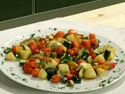 Dusená zelenina - recept na dusenú zeleninu