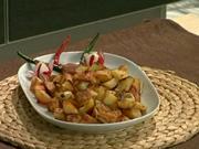 Pečené zemiaky na rozmaríne - recept na  zemiaky  na rozmaríne