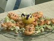Morske špizy - recept na obalovaný kebab z morskych plodov