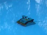 Bazenový robot - Čistenie bazéna robotom Dolphin 2000