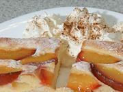Ovocný koláč  - recept na koláč s ovocím