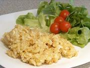 Knedlík so syrom a vajíčkom - recept na syrovo-vajíčkový knedlík