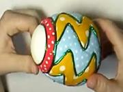 Netradičné veľkonočné vajíčko