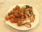 Grilované morčacie  prsia - recept na morčacie prsia s parmezánom a anglickou slaninou