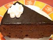 Sacher torta - recept na Sacher tortu