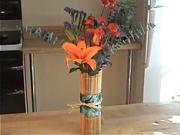 Sushi váza - ako vyrobiť netradičnú Sushi vázu