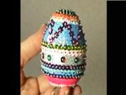 Velkonočné vajce - viacfarebné