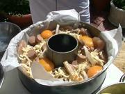 Kuracia bábovka - recept na bábovku z kuracieho mäsa
