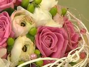 Květinové šperky a svatební  kytice