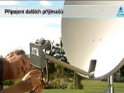 Dodatočné nastavenie paraboly pre satelitný príjem DUO LNB Astra
