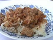 Cigánske párance - recept na párance s mäsom