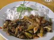 Panvica Šanghai - recept na panvicu Šanghai - Kung Pao