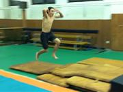 Salto vpred - ako sa naučiť salto vpred
