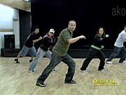 Hip Hop lekcia s Jasonom Wright