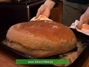 Domáci chlieb - recept na pečenie domáceho chleba
