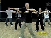 Hip Hop lekcia s Jasonom Wright