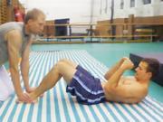 Ako posilňovať brušné svalstvo - cviky na spevnenie brucha - cviky na brucho