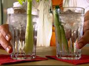 Drink GinTonic - miešaný nápoj Gin Tonic - recept