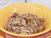 Gazpacho manchego - recept na Gazpacho manchego / gaspačo mančego