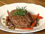 Argentínsky steak - recept na argentínsky steak - Bife ala criola