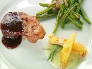 Grilovaná bravčová krkovička v cibuľovo-pivnej marináde - recept