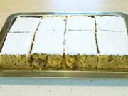 Mrkvový koláč - recept  na mrkvový koláč s hrozienkami,lieskovcami a škoricou