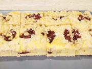 Slivkový koláč s posýpkou - recept  na koláč so slivkami