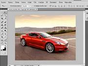 Photoshop CS5 Czech - Změna barevné fotografie na kreslený obrázek - videotutorial N°1