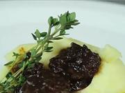 Hovädzie mäso s pivom Guiness - recept na hovädzie s pivom a zemiakovou kašou