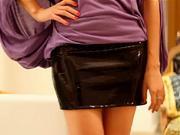 Sexy krátka sukňa - ako si ušiť  minisukňu