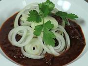Hovädzí  guláš - recept na tradičný hovädzí guláš