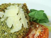 Bravčové pečené - recept na bravčové pečené s bazalkou a pečenými paradajkami